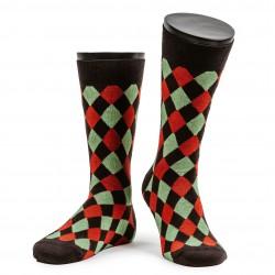Дизайнерские носки ALICE DREAM red