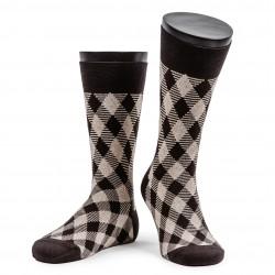 Дизайнерские носки NOBLEMAN Grey